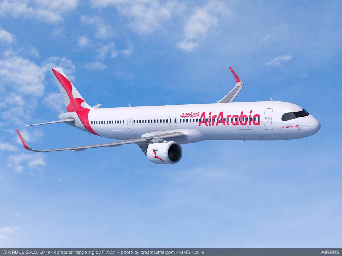 Dubai Airshow 2019 : l'Airbus A321XLR en est à 350 ventes et 16 clients