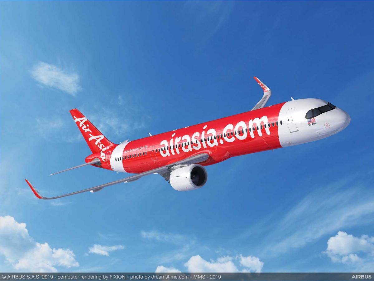 Airbus A321XLR : plus très loin des 250 ventes