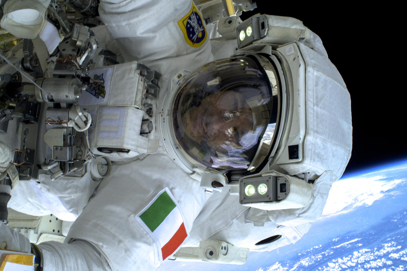 Third European commander for ISS