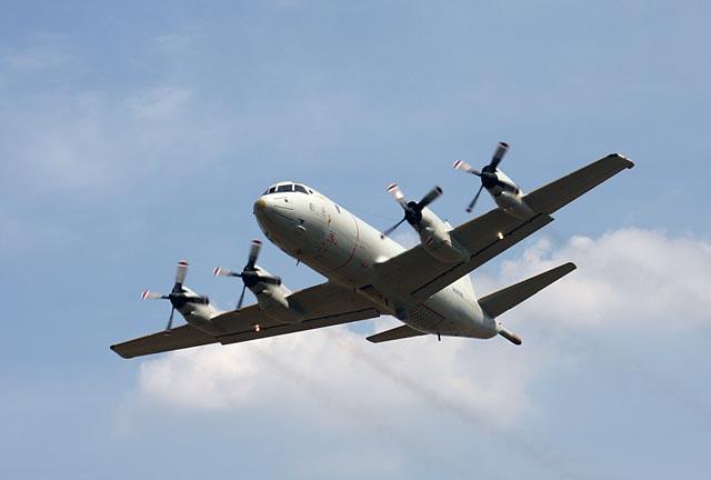 L'Allemagne rénove ses avions de patrouille maritime