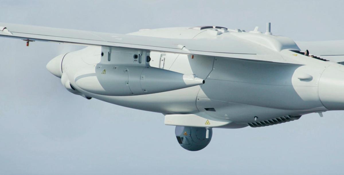 Le Patroller en vol dans les cieux de Finlande