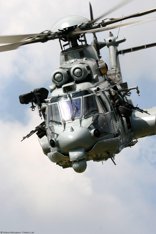 Berlin ILA 2016 : les prochaines années s'annonçent plus militaires pour Airbus Helicopters