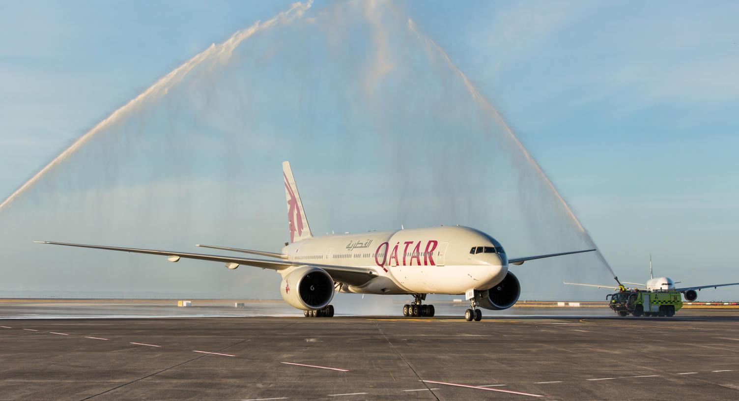 Qatar Airways a lancé le vol commercial le plus long du monde