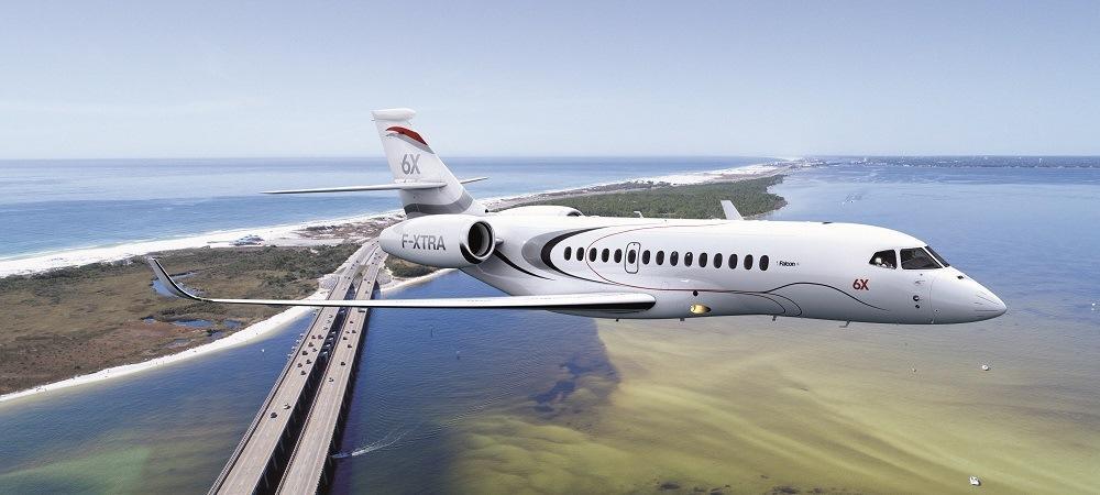 Dassault Aviation gèle la conception de son Falcon 6X