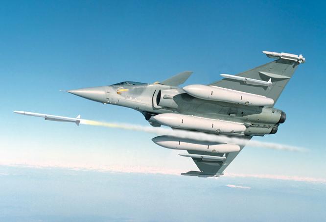 Rafale Croatie: Dassault aux portes du succès?