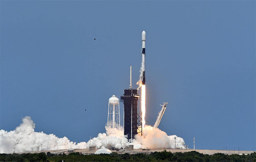 SpaceX réussit son onzième lancement Starlink de l'année