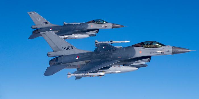Lockheed F-16 pour Draken International