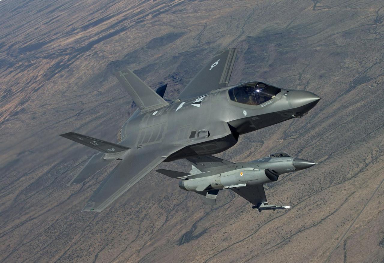 "Le F-35, ""guest star"" du prochain salon de Farnborough ?"