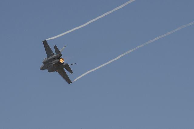 Bourget 2017 : le F-35 encore absent