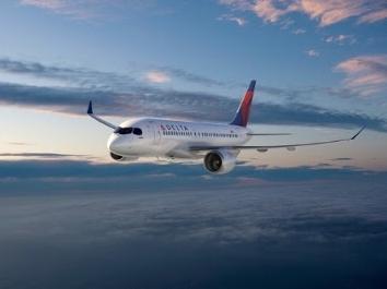 Delta Air Lines relance le Bombardier CSeries