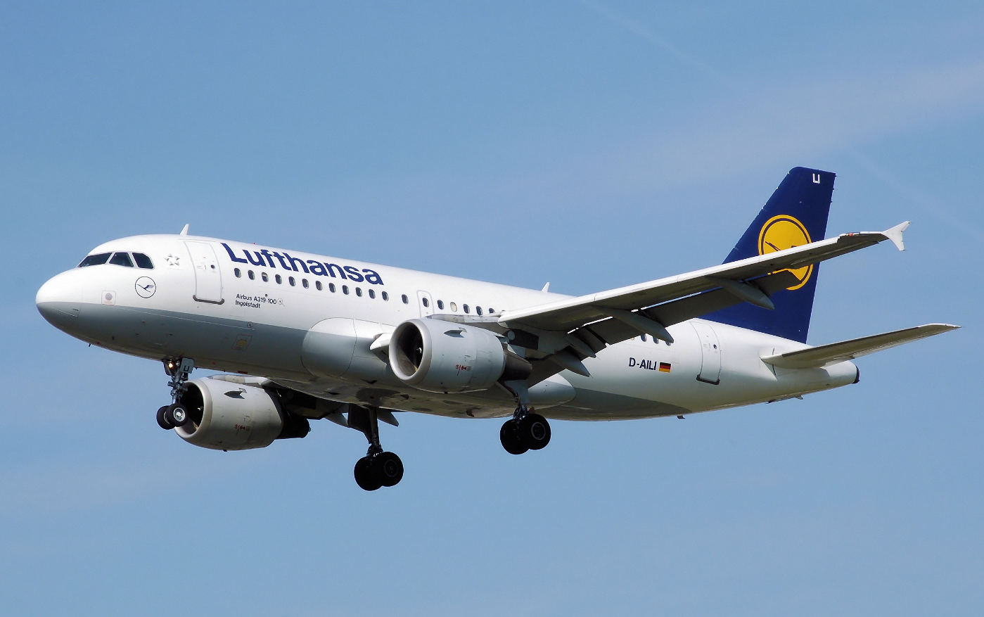 Lufthansa vient de lancer son Bordeaux-Francfort