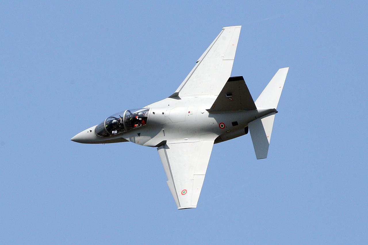 MSPO  : La Pologne va recevoir ses premiers M-346