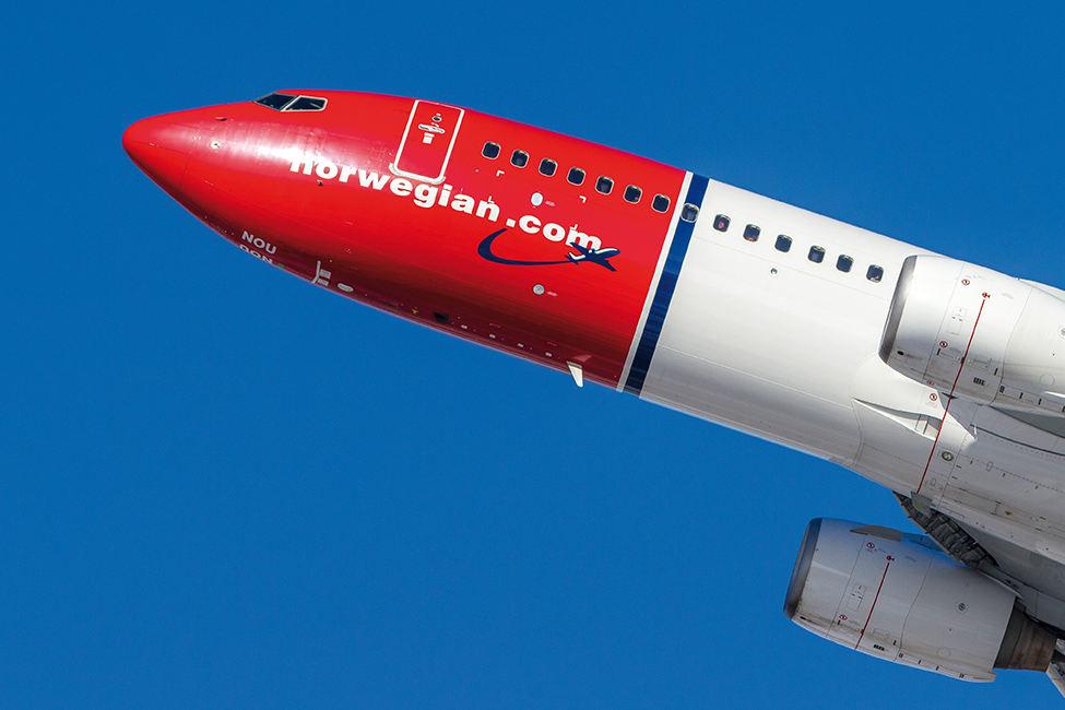 Norwegian a multiplié plus de quatre fois son résultat net en 2016