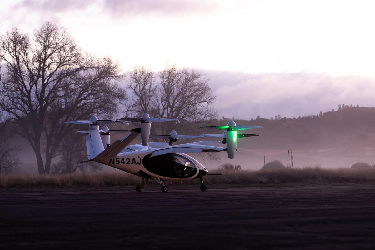 Joby débute une campagne d'essais en vol avec la Nasa