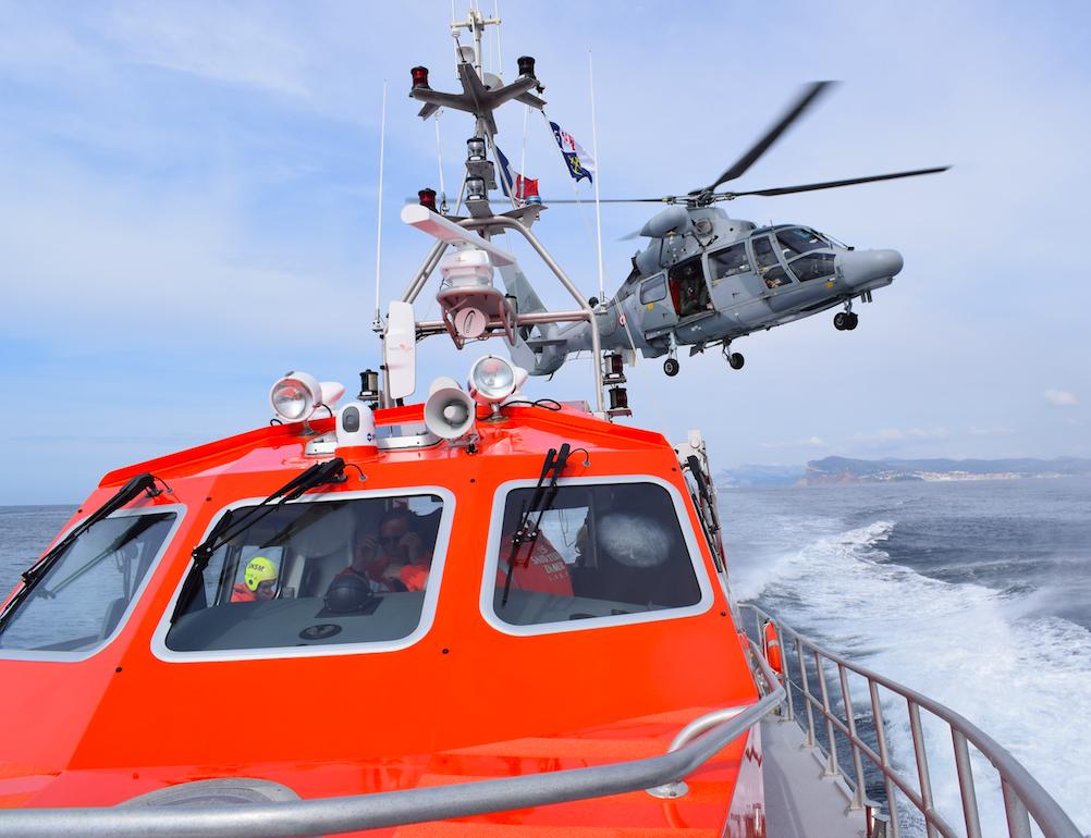 Sauvetage en mer : la 36F tient l'alerte