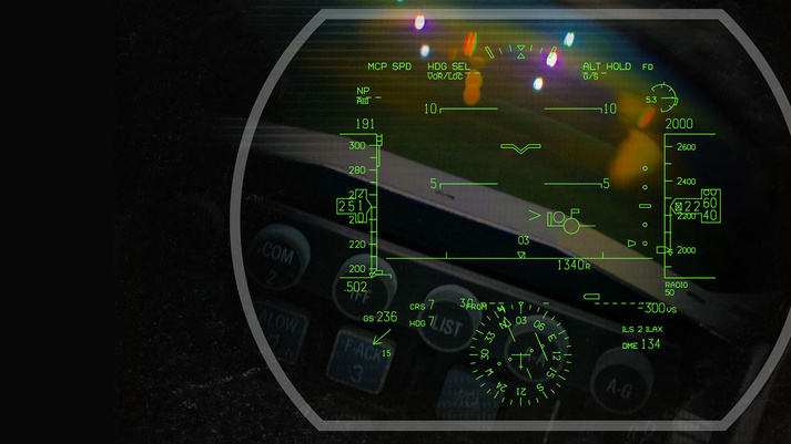 BAE modernise les HUD des F-22