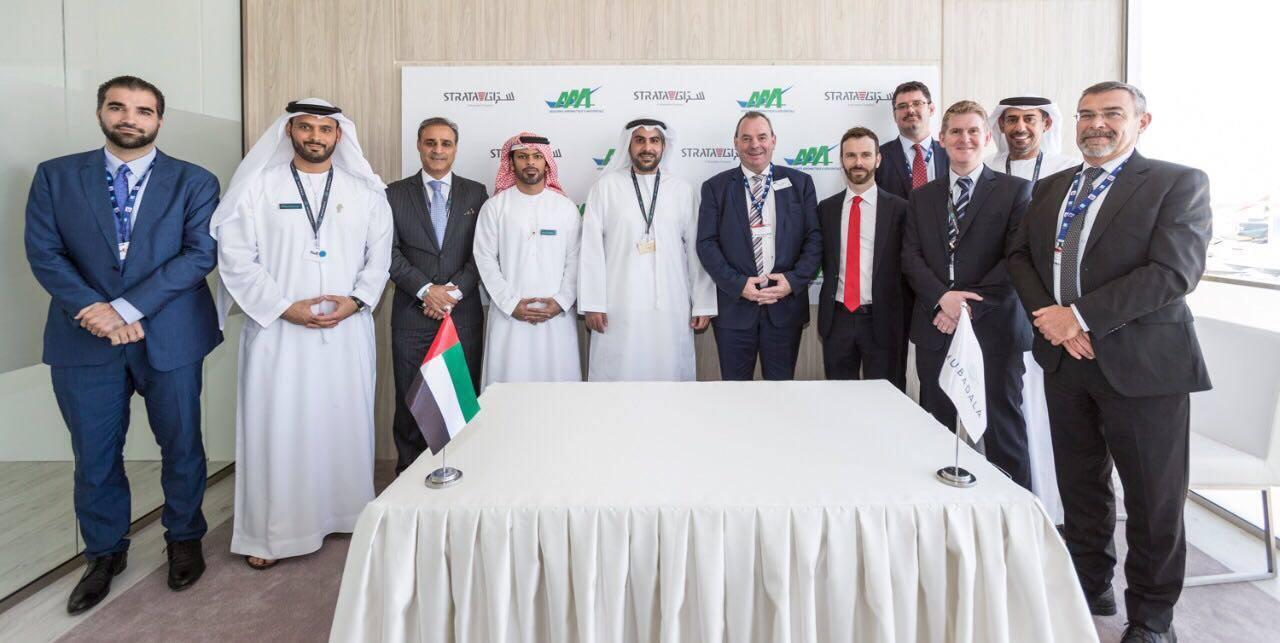 Dubai Airshow 2017 : AAA apporte son savoir-faire à Strata Manufacturing