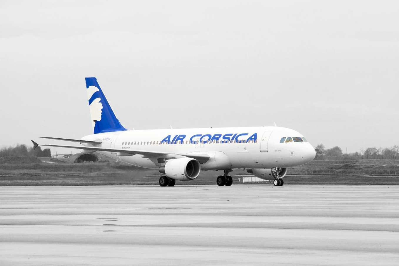 Air Corsica en bonne santé financière