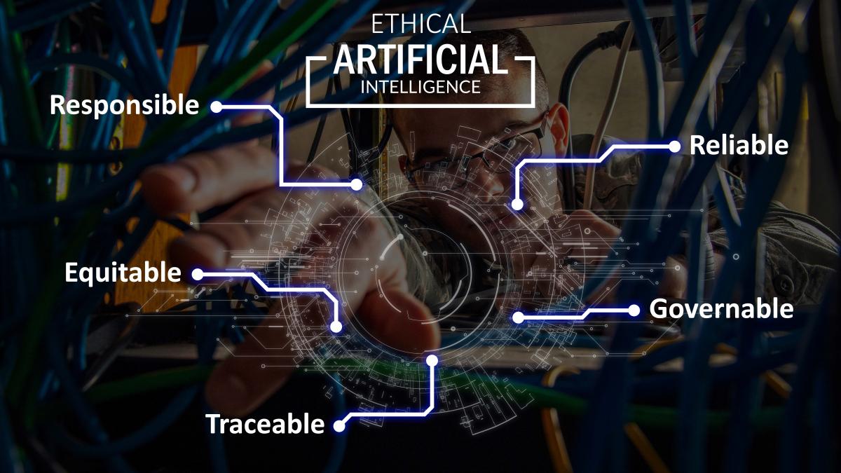 Intelligence artificielle: la défense américaine se penche sur les questions éthiques