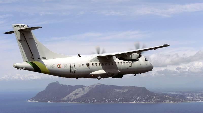 MCO : Sabena Technics sur les ATR 42 de la Guardia di Finanza