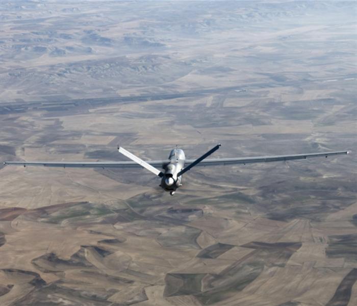 Berlin ILA 2018 : A la découverte du drone Anka