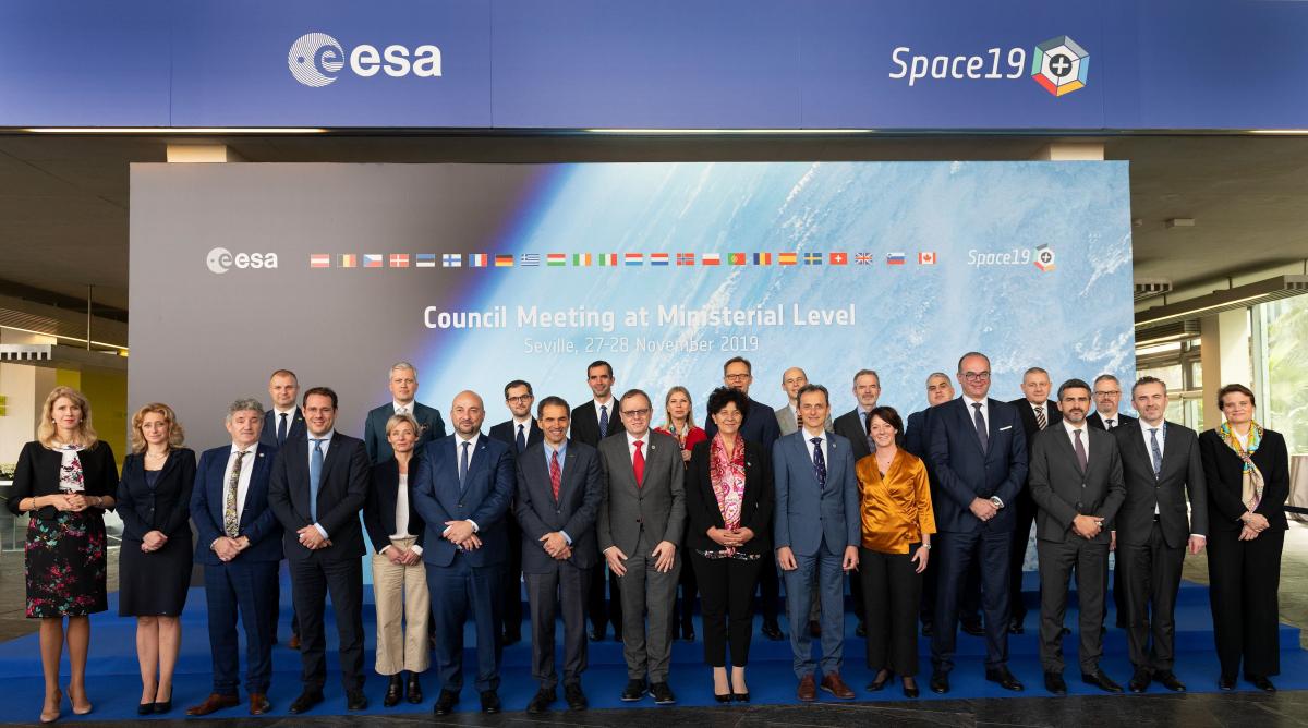 Conférence Space19+ : un budget inespéré