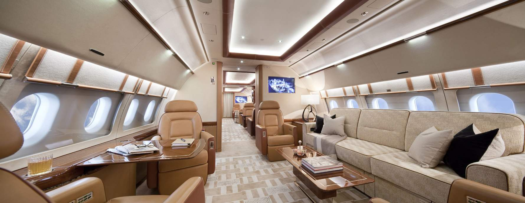 Airbus targets Middle East bizjet market with ACJ