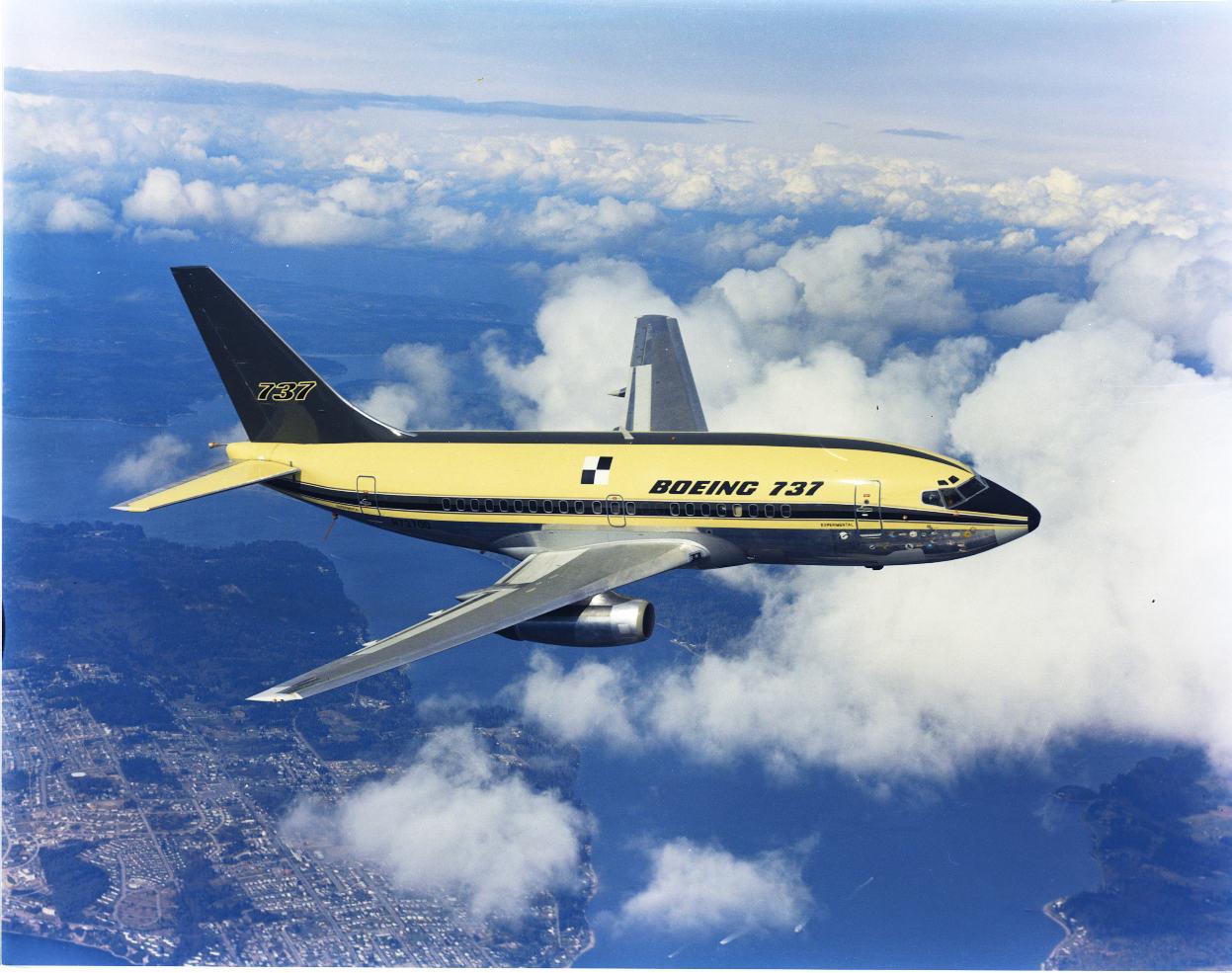 Boeing franchit le cap des dix mille 737 produits