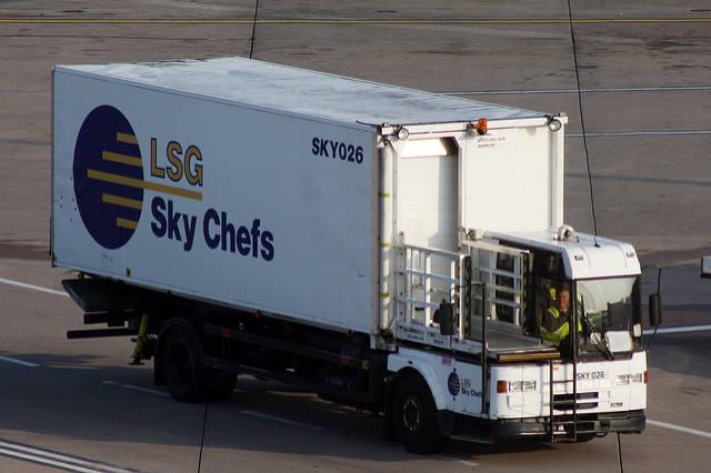 LSG SkyChefs se restructure à Bruxelles