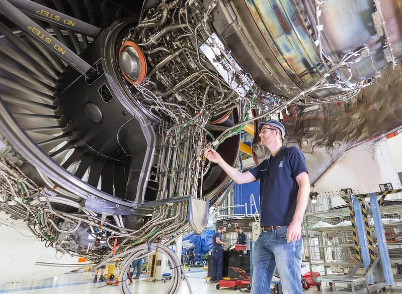 Carburant durable : Rolls-Royce s'essaie aux 100 %