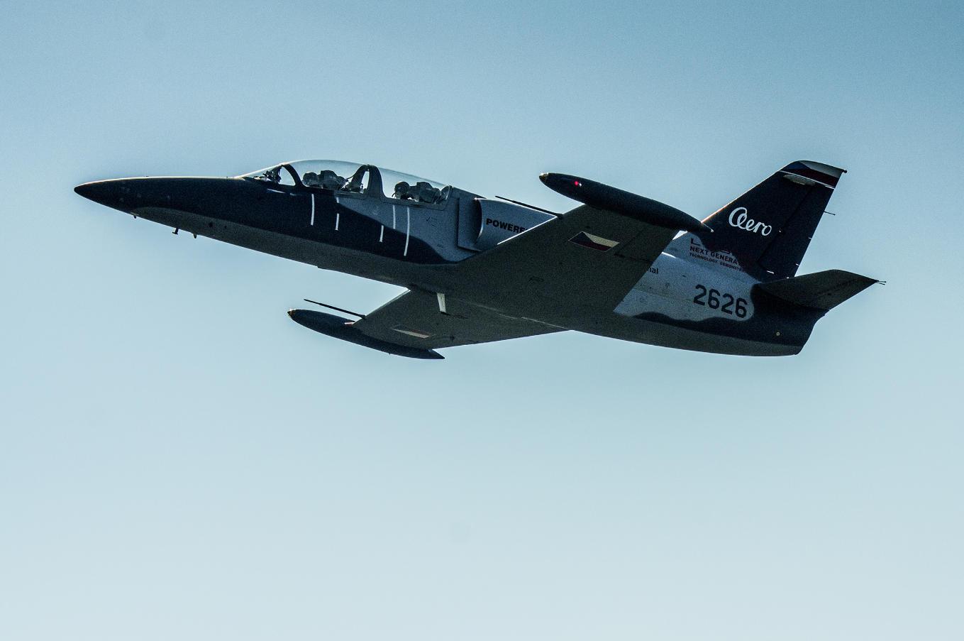 Le L-39NG progresse vers l'industrialisation