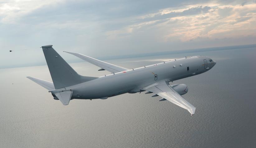 Boeing propose de créer une flotte OTAN de P-8
