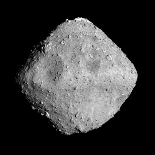 Japanese probe reaches target asteroid