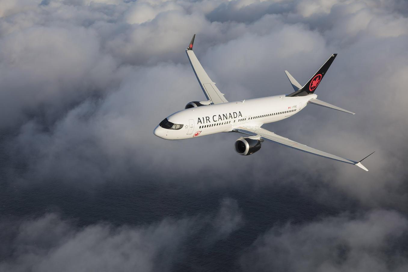 Air Canada va faire du Bordeaux-Montréal en direct