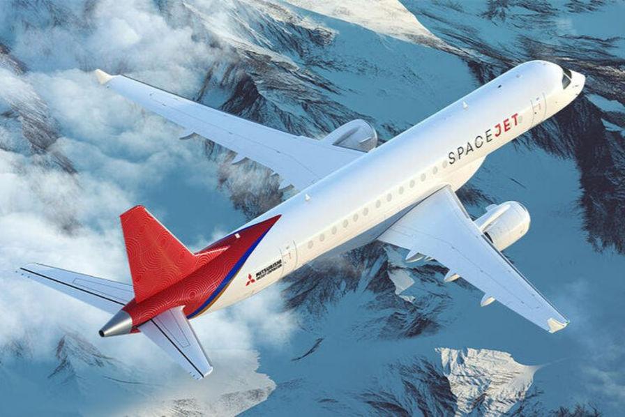SpaceJet : Mitsubishi Aircraft bute sur la scope clause