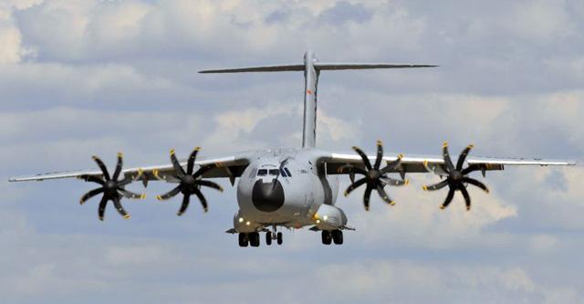La France a reçu son premier A400M