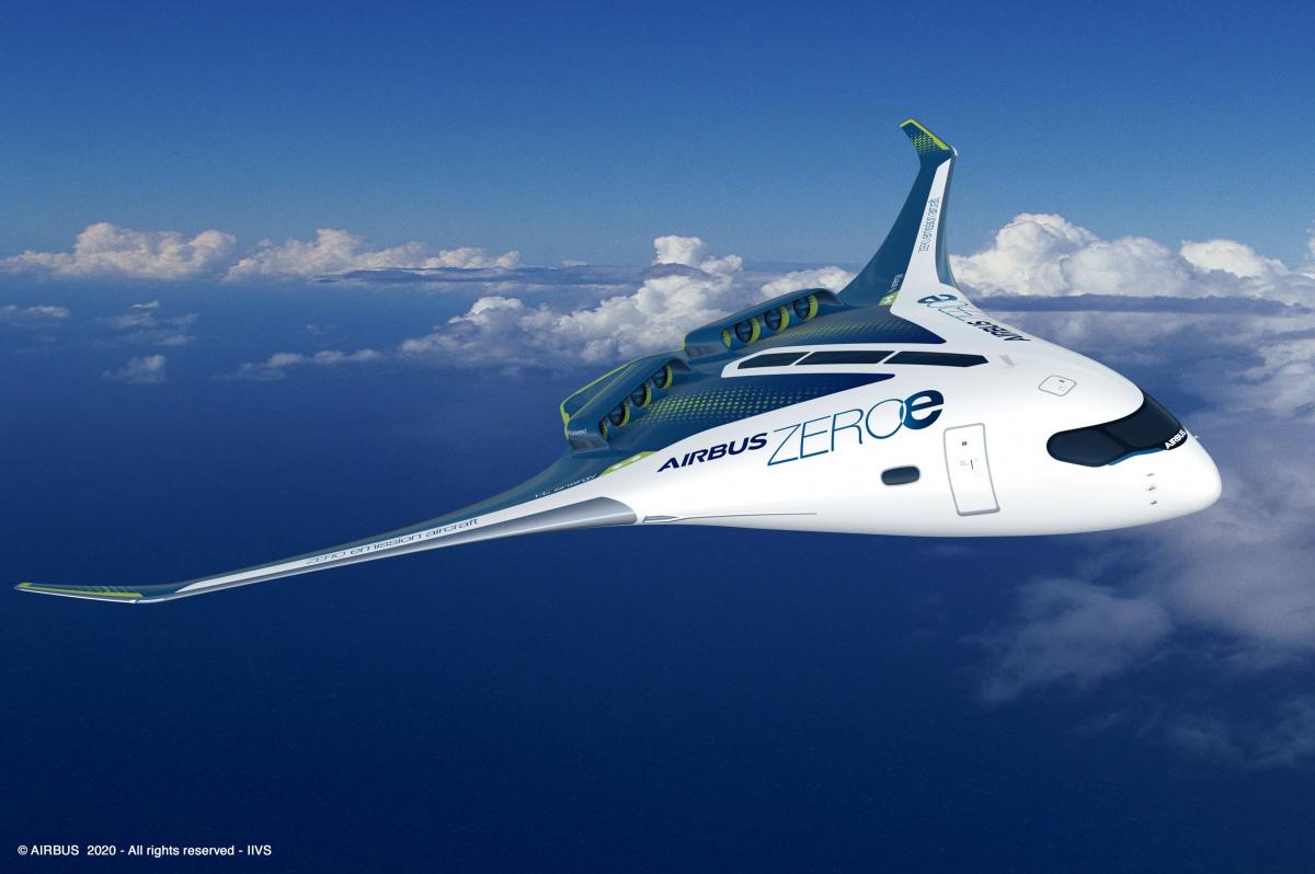 Avion à hydrogène : l'Isae-SupAero travaille sur de nouveaux matériaux composites