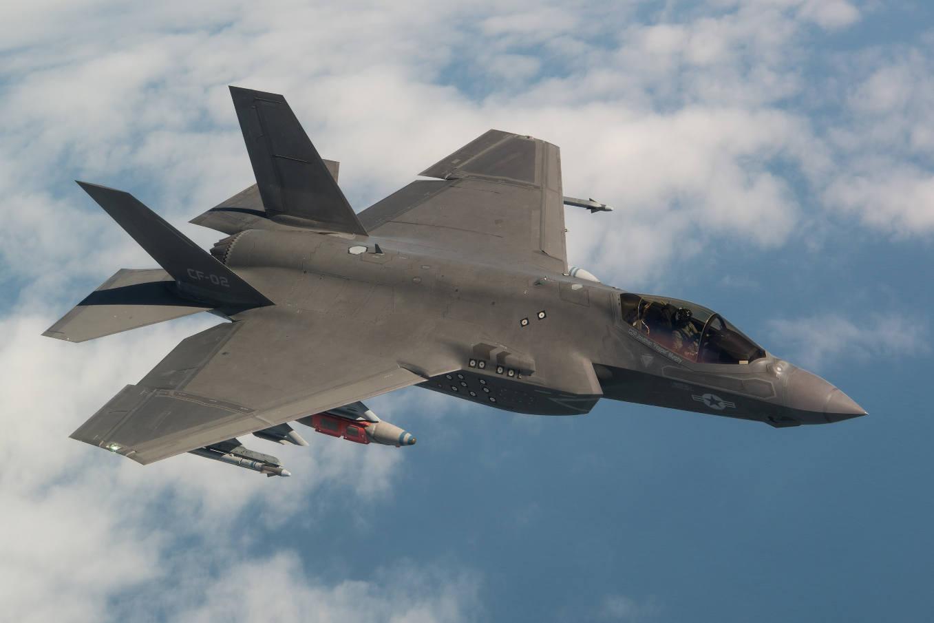 Le F-35 face à un nouveau problème logiciel