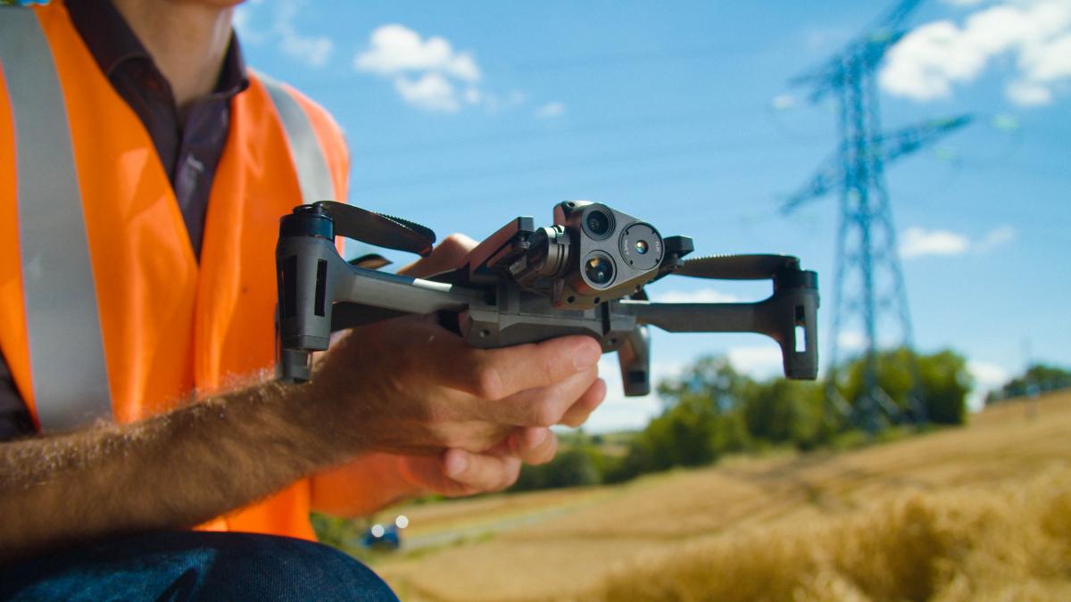 Parrot dévoile le drone ANAFI USA