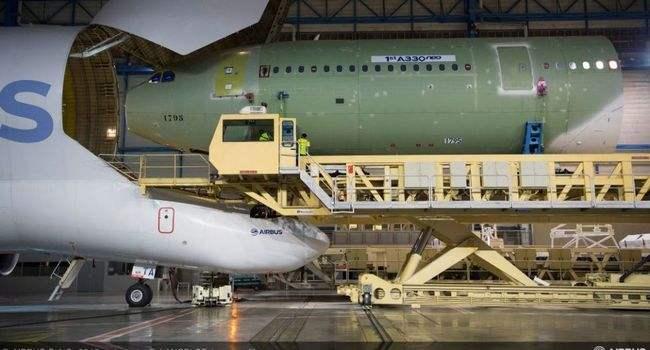 Airbus A330neo : le début de l'assemblage final s'approche.