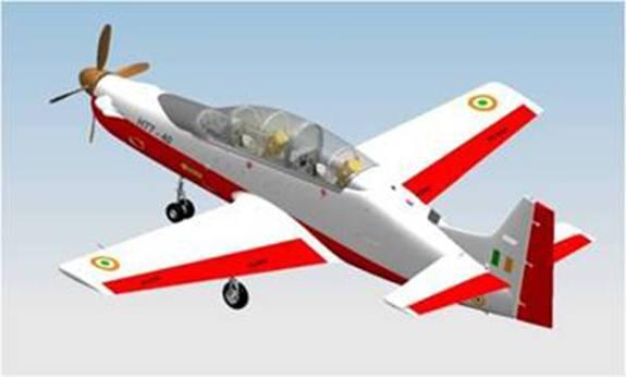 Aero India 2021: l'armée de l'air indienne s'intéresse au HTT-40