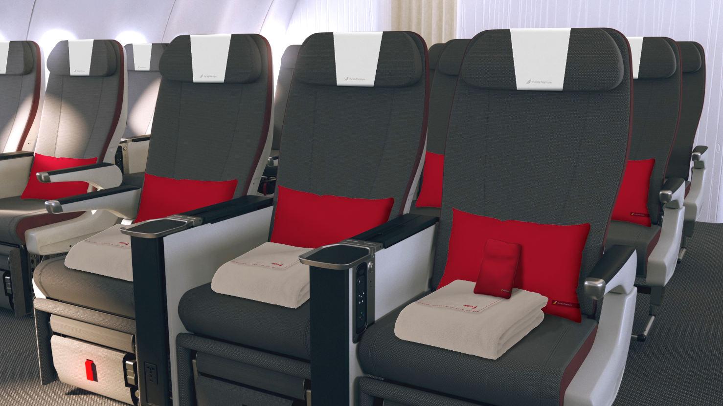 La nouvelle premium economy d'Iberia disponible en mai