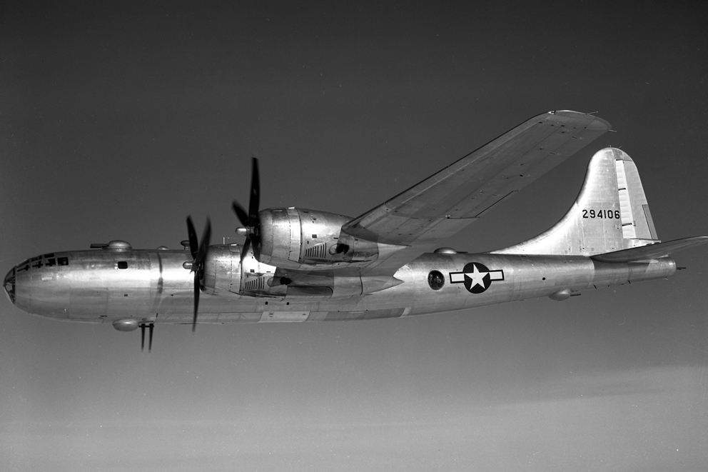 100 ans de Boeing : le B-29 Superfortress