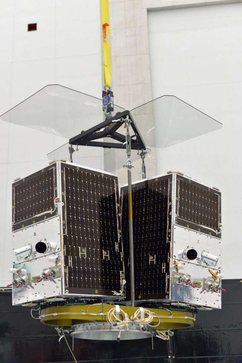 Planet augmente la résolution de ses satellites SkySat