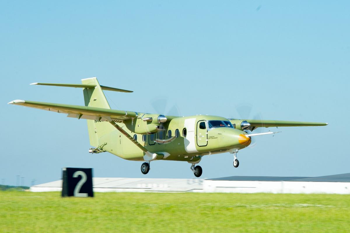 Le Cessna SkyCourier décolle pour la première fois