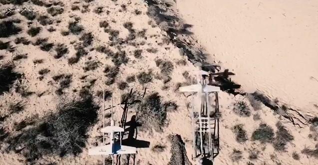 Les drones Kamikazes du Hamas