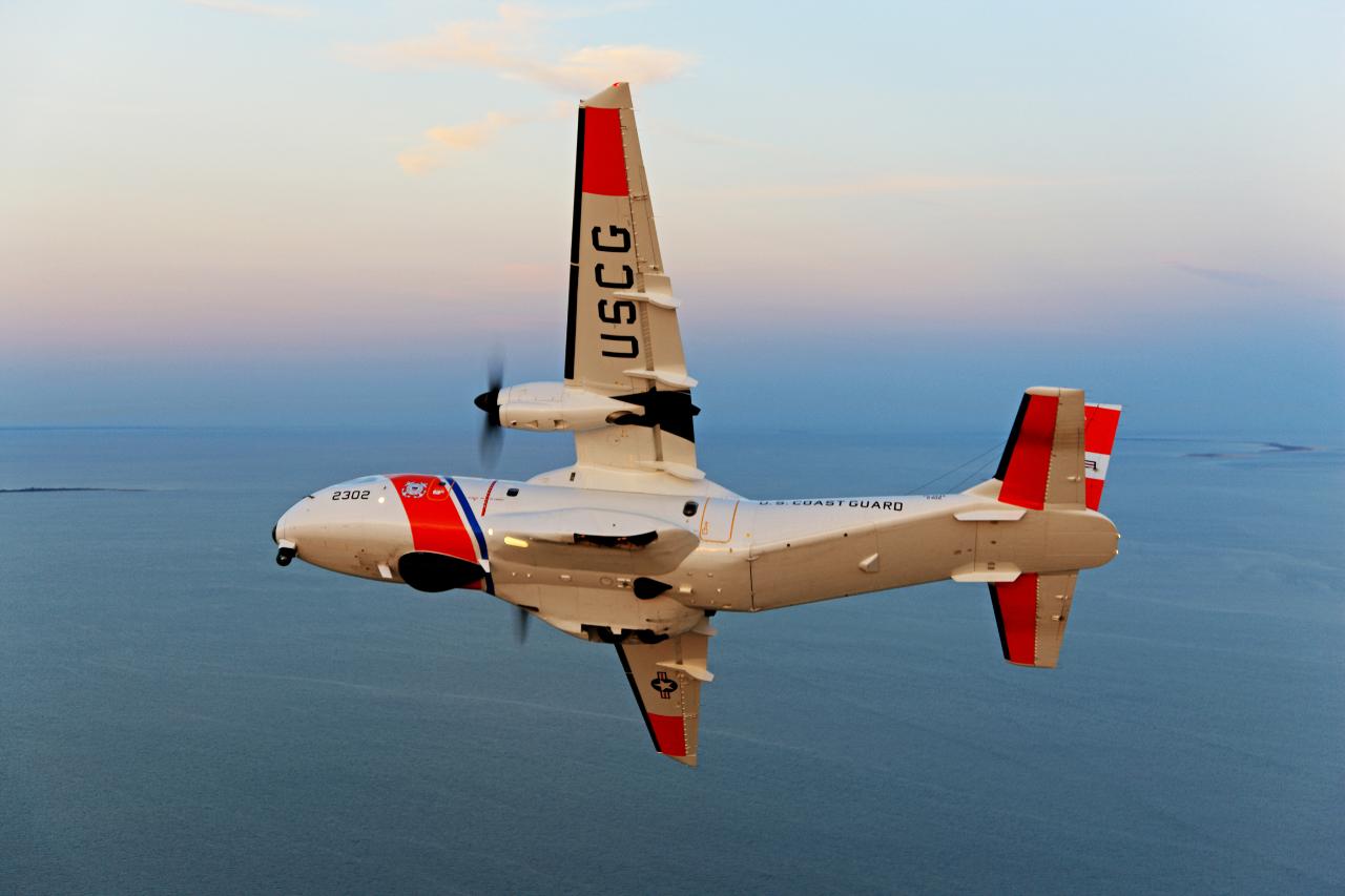 L'aviation des US Coast Guard a 100 ans