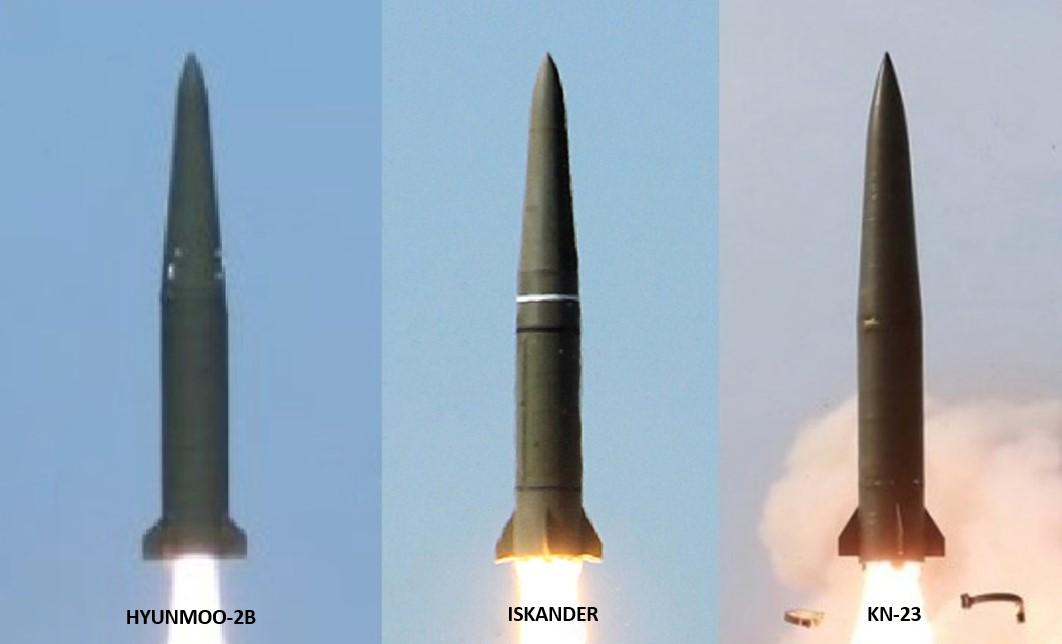 Le missile Iskander nord-coréen envoie un message à Biden