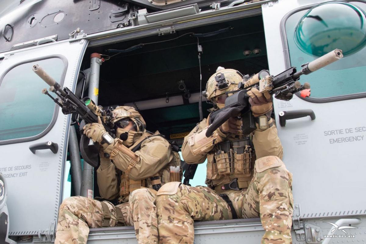 L'Armée de l'Air optimise ses forces spéciales
