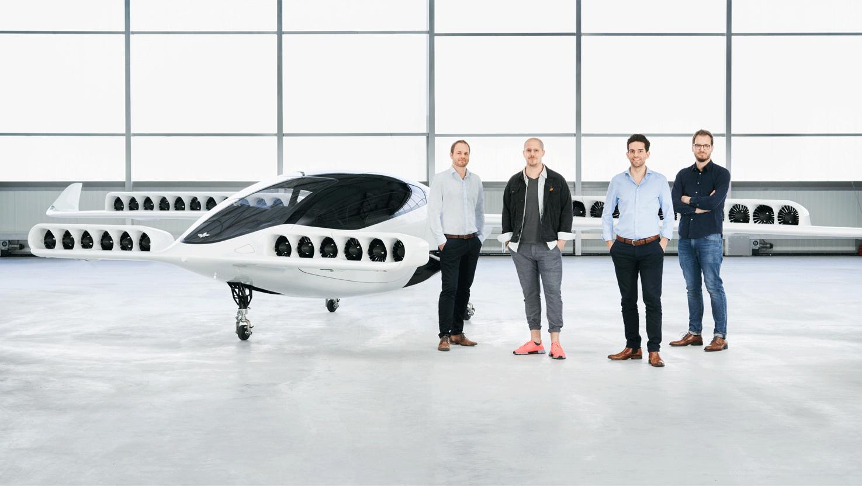 Lilium dévoile son nouveau prototype de taxi aérien